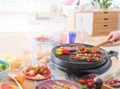 Barbecue électrique sur pied Easy Grill SYCK-G043
